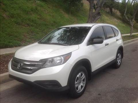 2013 Honda CR-V for sale at Best Buy Imports in Fullerton CA