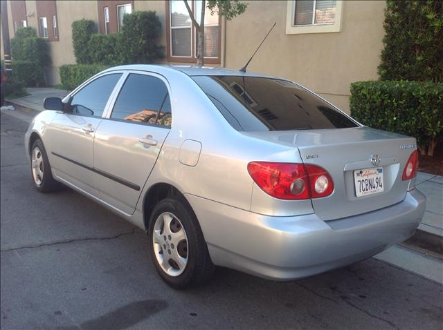 2007 Toyota Corolla for sale at Best Buy Imports in Fullerton CA