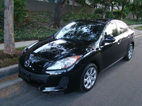 2013 Mazda MAZDA3 for sale at Best Buy Imports in Fullerton CA
