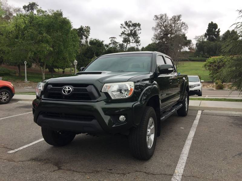 2014 Toyota Tacoma For Sale >> 2014 Toyota Tacoma V6 In Fullerton Ca Best Buy Imports