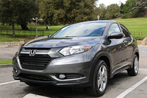 2016 Honda HR-V for sale in Fullerton, CA