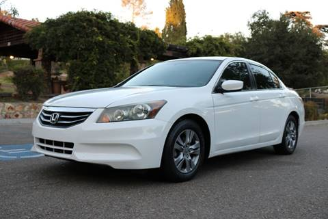 2011 Honda Accord for sale in Fullerton, CA