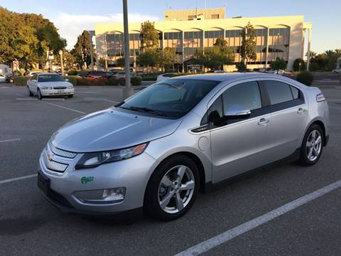 2013 Chevrolet Volt for sale at Best Buy Imports in Fullerton CA