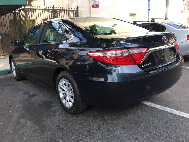 2015 Toyota Camry for sale at Best Buy Imports in Fullerton CA