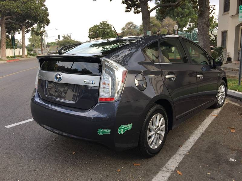 2014 Toyota Prius Plug-in Hybrid for sale at Best Buy Imports in Fullerton CA
