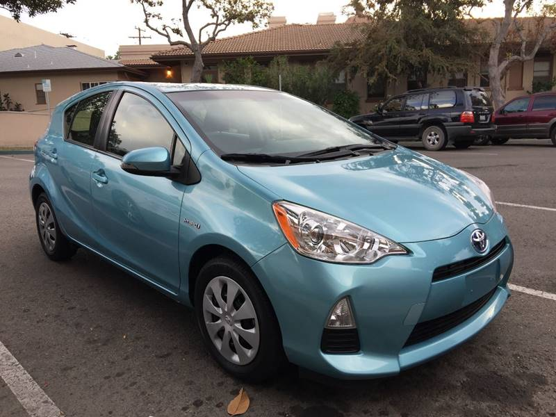2013 Toyota Prius c for sale at Best Buy Imports in Fullerton CA