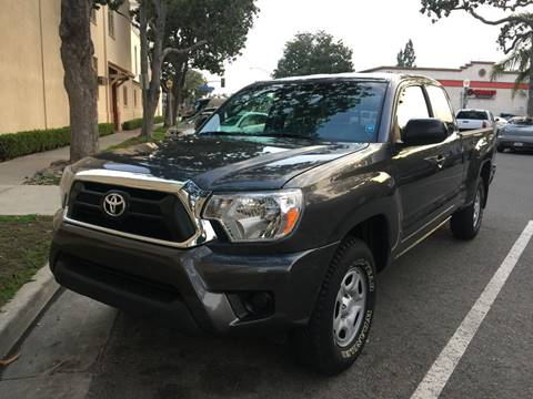 2013 Toyota Tacoma for sale at Best Buy Imports in Fullerton CA
