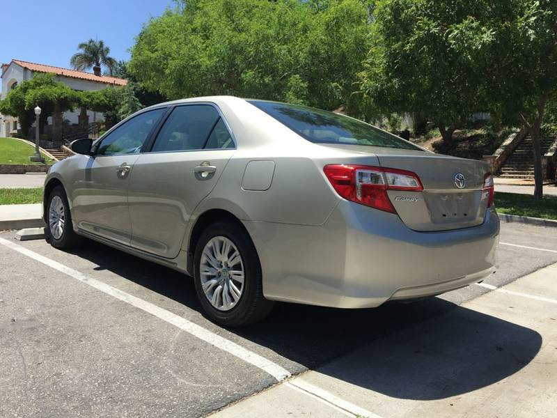 2014 Toyota Camry for sale at Best Buy Imports in Fullerton CA