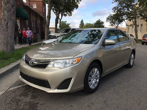 2014 Toyota Camry for sale in Fullerton, CA