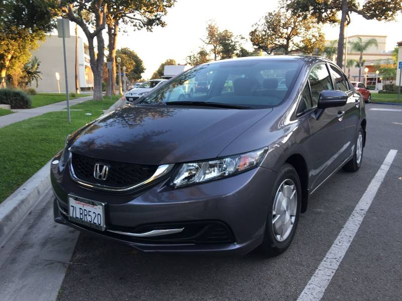 2015 Honda Civic for sale at Best Buy Imports in Fullerton CA
