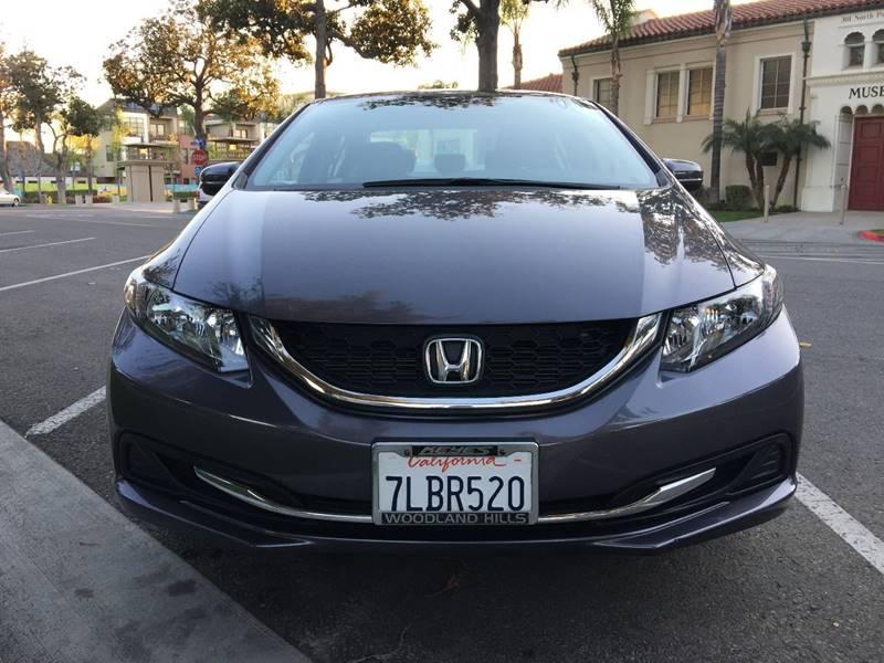 2015 Honda Civic for sale at Best Buy Imports in Fullerton CA