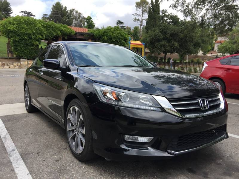 2014 Honda Accord for sale at Best Buy Imports in Fullerton CA