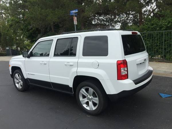 2014 Jeep Patriot for sale at Best Buy Imports in Fullerton CA