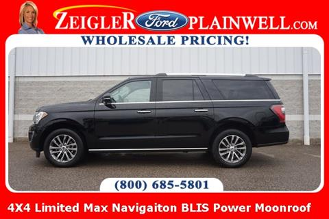 2018 Ford Expedition MAX for sale in Lowell, MI