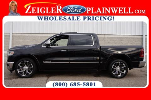 2019 RAM Ram Pickup 1500 Limited for sale at Zeigler Ford of Lowell in Lowell MI