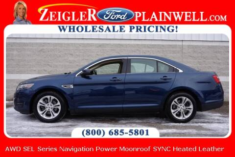 2017 Ford Taurus for sale in Lowell, MI