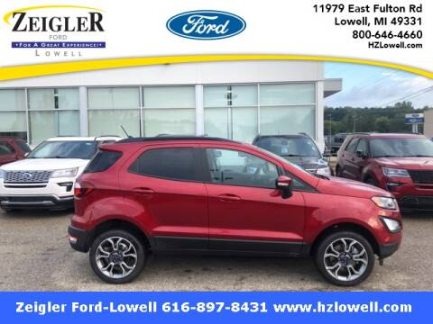2018 Ford EcoSport for sale in Lowell, MI