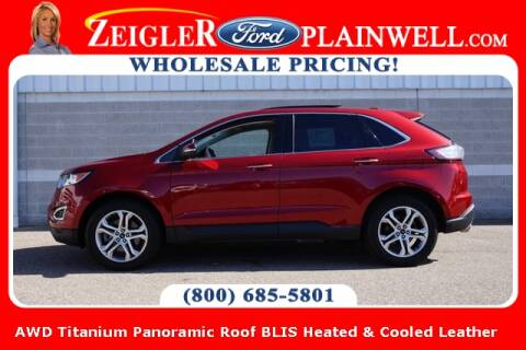 2016 Ford Edge for sale in Lowell, MI