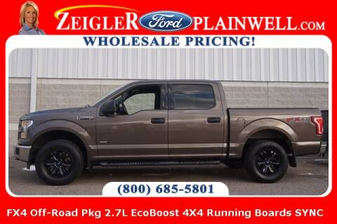 2016 Ford F-150 for sale in Lowell, MI