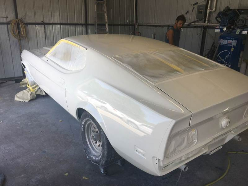 1973 Ford Mustang Mach1 In Moore Ok Buzzz Motors