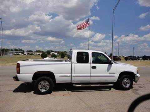 1999 GMC Sierra 2500 for sale in Moore, OK