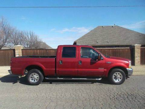2003 Ford F-250 Super Duty for sale at BUZZZ MOTORS in Moore OK