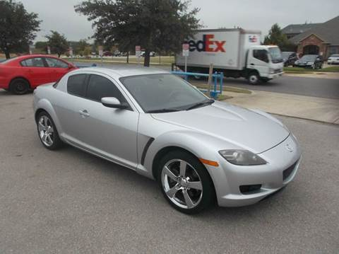 2004 Mazda RX-8 for sale at BUZZZ MOTORS in Moore OK