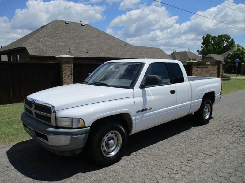 1998 dodge ram pickup 1500 st