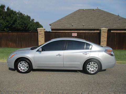 2010 Nissan Altima for sale at BUZZZ MOTORS in Moore OK