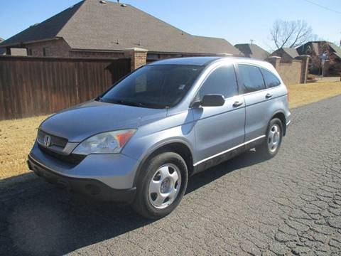 2007 Honda CR-V for sale in Moore, OK
