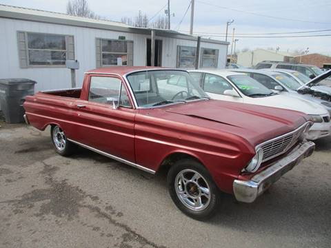 1965 Ford Falcon for sale in Moore, OK