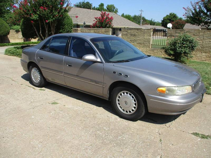1999 buick century limited 4dr sedan in moore ok buzzz