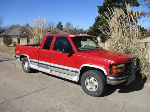1997 GMC Sierra 1500 for sale in Moore, OK