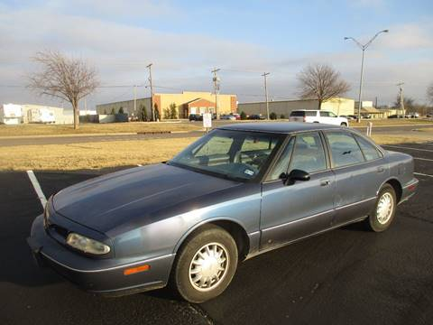 1997 Oldsmobile Eighty-Eight for sale in Moore, OK