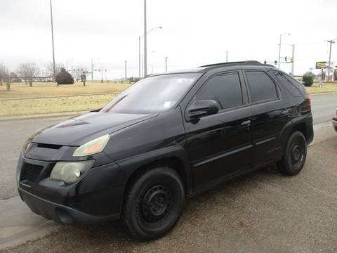 2004 Pontiac Aztek for sale in Moore, OK