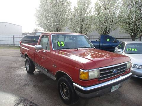 1990 Ford F-150 for sale in Moore, OK