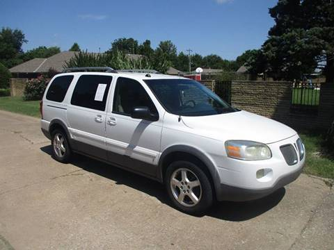 2006 Pontiac Montana SV6 for sale in Moore, OK