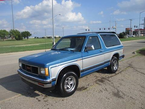 1988 GMC S-15 Jimmy for sale in Moore, OK