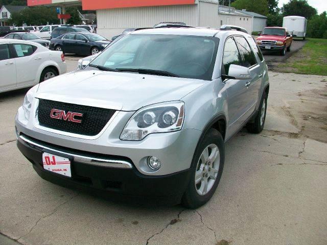 2009 GMC Acadia for sale at DJ Motor Company in Wisner NE