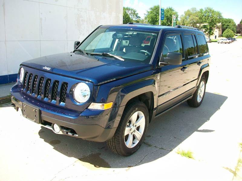2014 Jeep Patriot 4x4 Limited 4dr SUV - Wisner NE