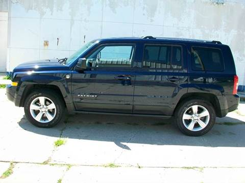 2014 Jeep Patriot for sale at DJ Motor Company in Wisner NE