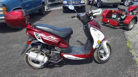 2015 Gator  150-E Mo-ped/Scooter for sale in Rainbow City AL
