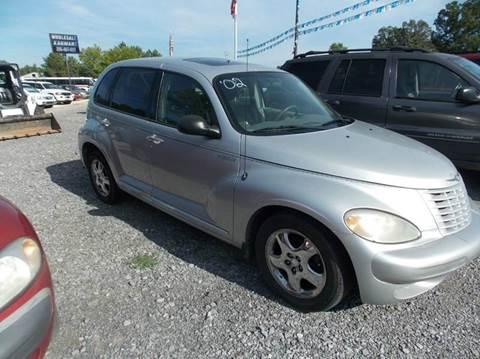 2002 Chrysler PT Cruiser for sale in Rainbow City AL