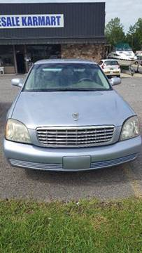 2005 Cadillac DeVille for sale in Rainbow City AL