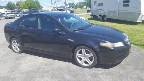 2004 Acura TL for sale in Rainbow City, AL