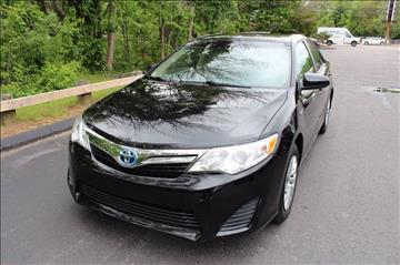 2012 Toyota Camry Hybrid for sale in Walpole, MA