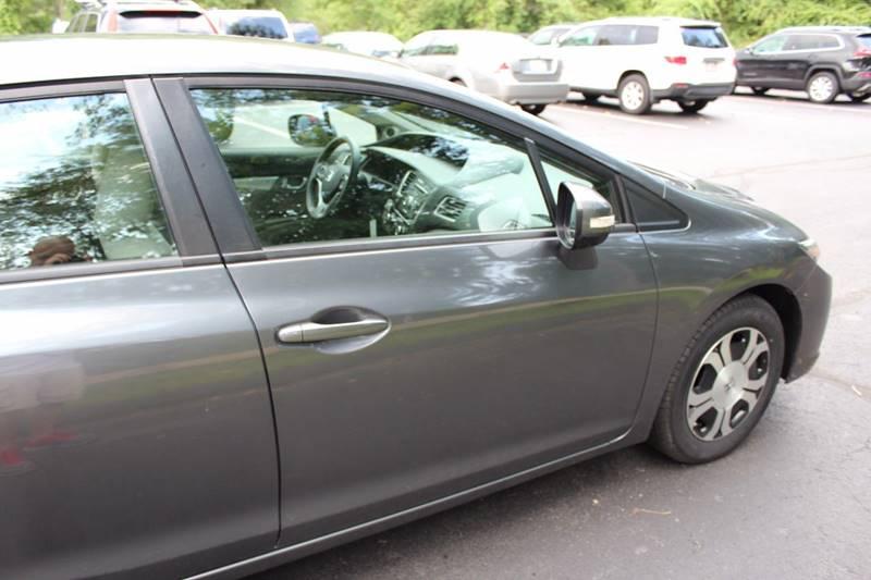 2013 Honda Civic Hybrid 4dr Sedan - Walpole MA