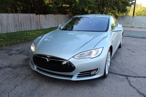 2012 Tesla Model S for sale in Walpole, MA