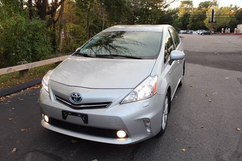 2014 Toyota Prius v for sale in Walpole, MA