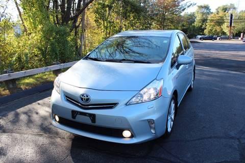 2013 Toyota Prius v for sale in Walpole, MA